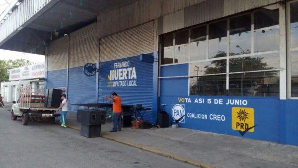 #Elecciones2016 Huerta también prepara festejo