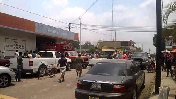 Ayuntamiento de Loma, condena hechos vandálicos del Partido Movimiento Ciudadano