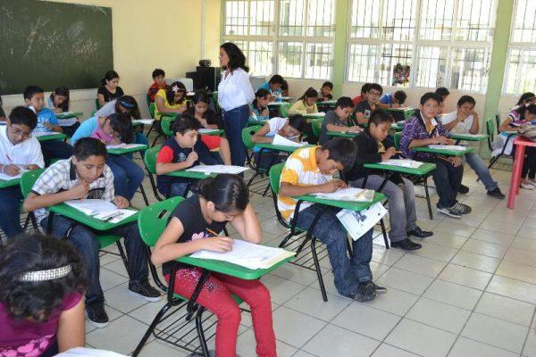 Ciclo escolar se terminará sin problemas, aseguran Directores de escuelas