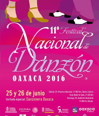 """Grupo """"Luis Santiago"""" invita al """"Onceavo Festival Nacional de Danzón"""""""