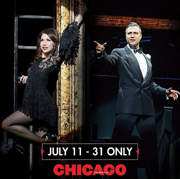 Jaime Camil y Bianca Marroquín harán historia en Broadway