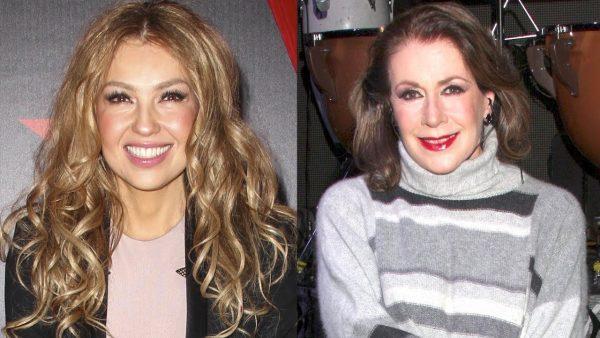 Laura Zapata arremete contra Thalía y acusa a la cantante y sus hermanas de hackear su cuenta.