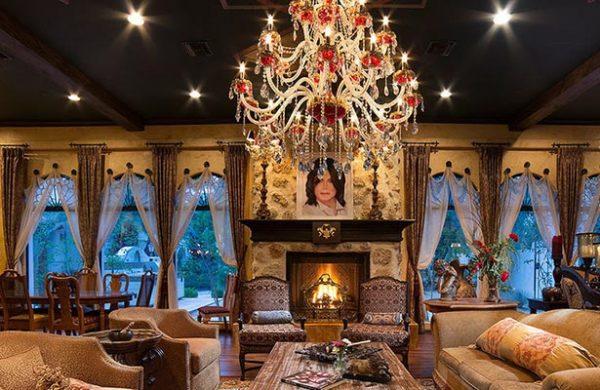 Ofertan mansión de Michael Jackson ¡en 9.5 mdd!