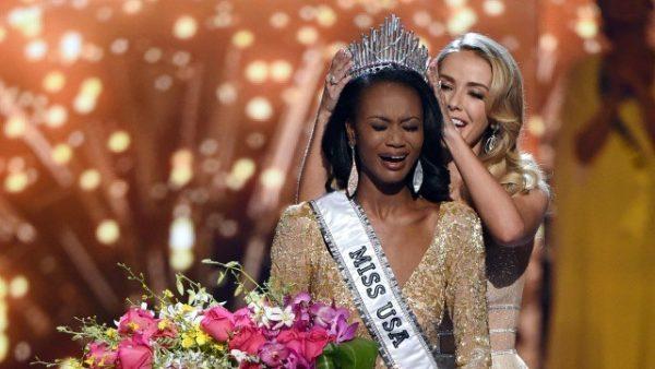 Joven soldado se convierte ¡en la nueva Miss USA!