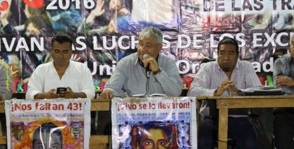 Anuncia CNTE acciones de respuesta a operativos en Oaxaca