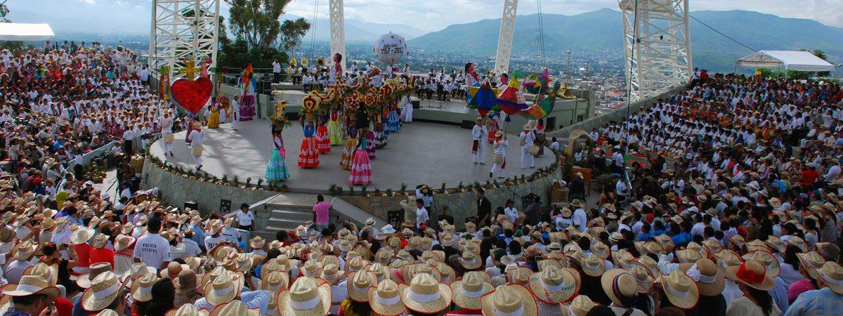 Buscan 72 delegaciones participar en Guelaguetza