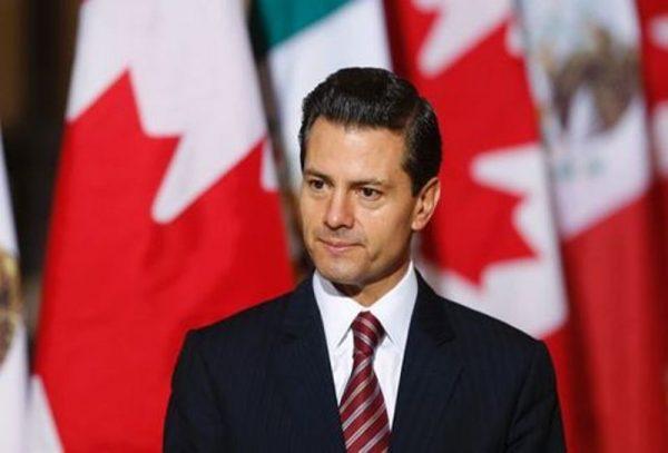 Yo también me he sentido espiado, dice Peña Nieto