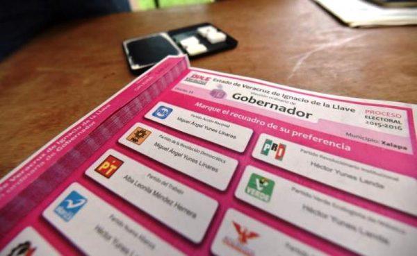 Verificarán boletas en Veracruz con muestra aleatoria