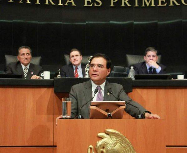 Mando único no constituye cambio de fondo a política de seguridad: Benjamín Robles