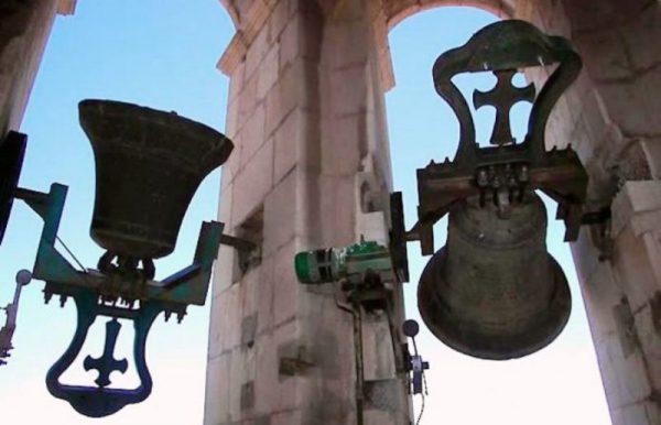 Desde este lunes, las campanas de todos los templos de Oaxaca repicarán por la paz