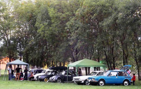 Celebran en Etla 3er Rolling Bug del Club Oaxaca Volks