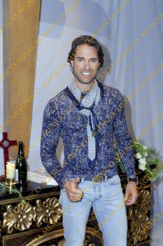 Sebastián Rulli se prepara para celebrar el día del padre