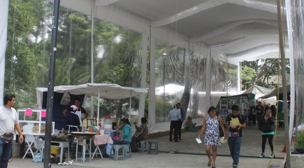 Avanzan trabajos de la XIX Feria del Mezcal