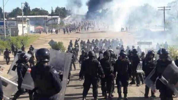 Agresiones y hostigamiento a víctimas de Nochixtlán continuán a diez meses de la tragedia: Peimbert Calvo