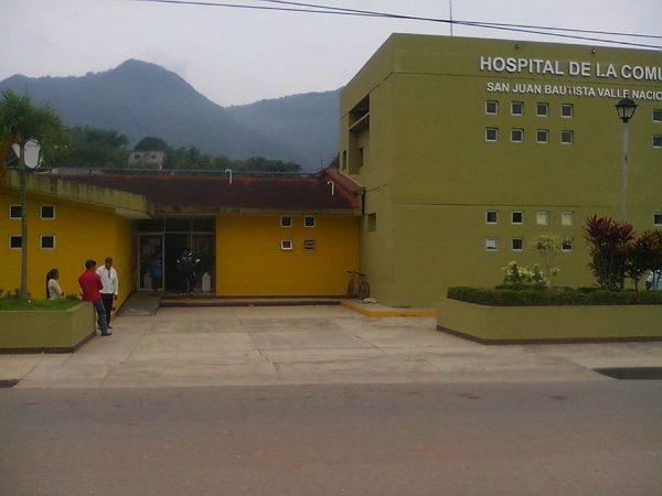 Hospital Comunitario de Valle Nacional, ya cuenta con nuevo director