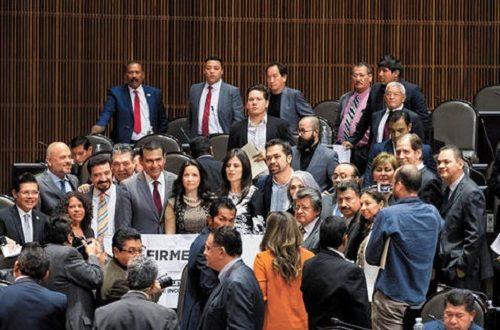 Morena y PRD presentarán iniciativas para modificar la reforma educativa