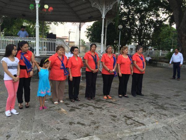 Mujeres Rotarias en apoyo a personas con cáncer