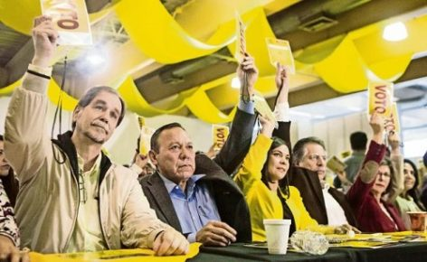 Corrupción y Morena golpean al PRD: Basave