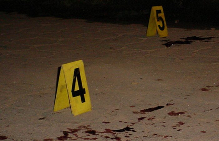 Deja fin de semana 7 personas asesinadas en Oaxaca