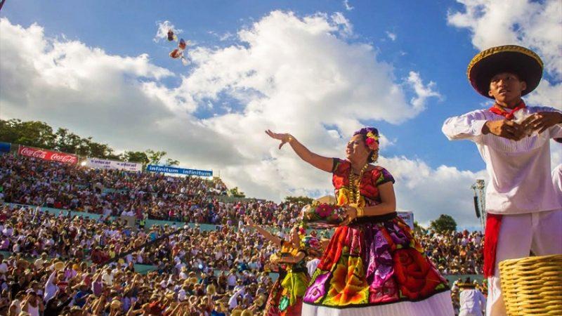 Piden que se incluya a la Guelaguetza, como Patrimonio Cultural de la Humanidad