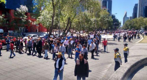Marchas de la CNTE han dejado pérdidas diarias de 35 mdp: CANACO