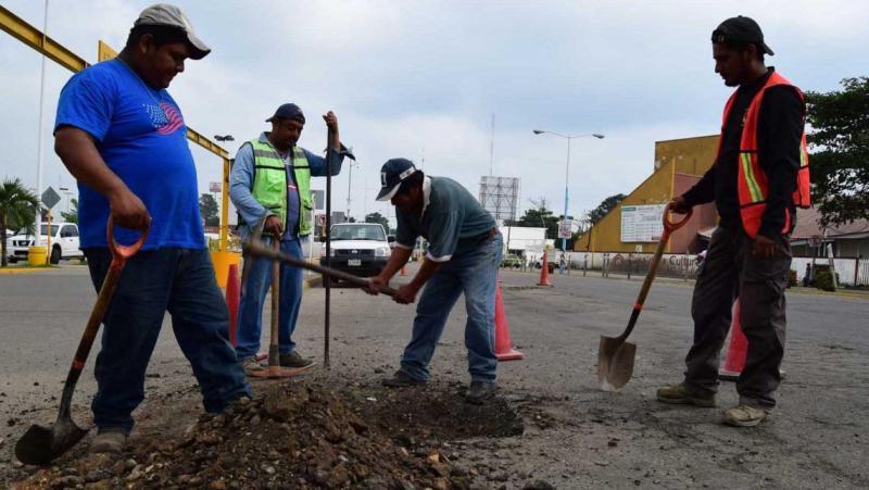 Primer paquete de obras lleva un avance de hasta un 80%: Dirección de Obras