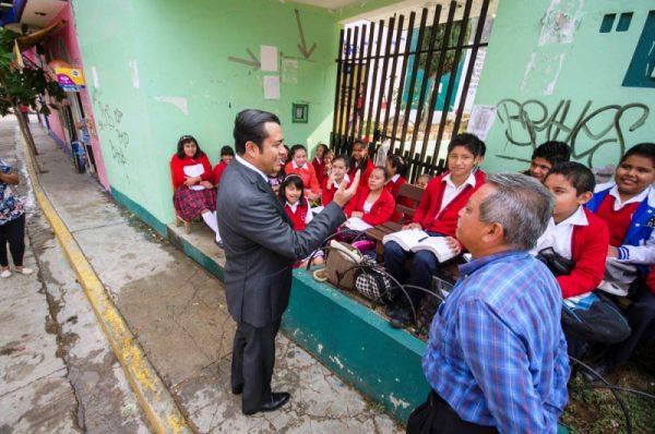 Concluirán en tiempo y forma Ciclo Escolar, el 97 % de las escuelas de educación básica de la entidad: IEEPO