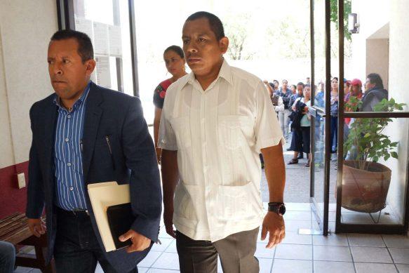 S-22, con seis líderes liberados, solo espera a Rubén Núñez y a Villalobos