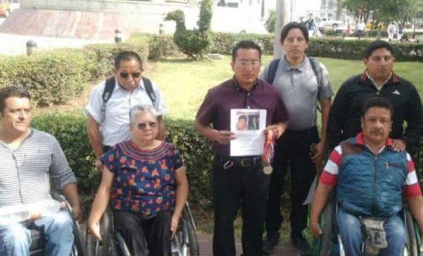 Medallistas Paralímpicos denuncian desaparición de dos integrantes en Oaxaca