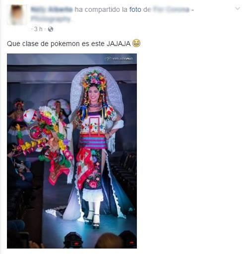 Tunden en redes sociales a Miss Earth Papaloapan