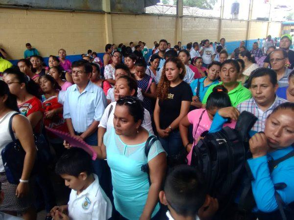 Única escuela que inició ciclo en Tuxtepec, analiza si se suma a paro