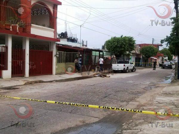 5 ejecutados hoy en Tuxtepec