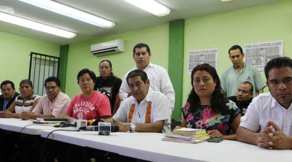 Desmiente CNTE renuncia de Núñez, a la Secretaría General de la Sección 22