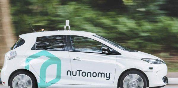 Debuta en Singapur primer taxi sin conductor
