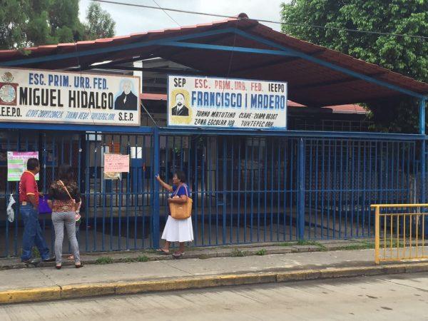 Podrían regresar a la federación recursos destinados a escuelas de Tuxtepec