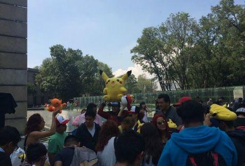 Así fue el primer Día Pokémon en la CDMX