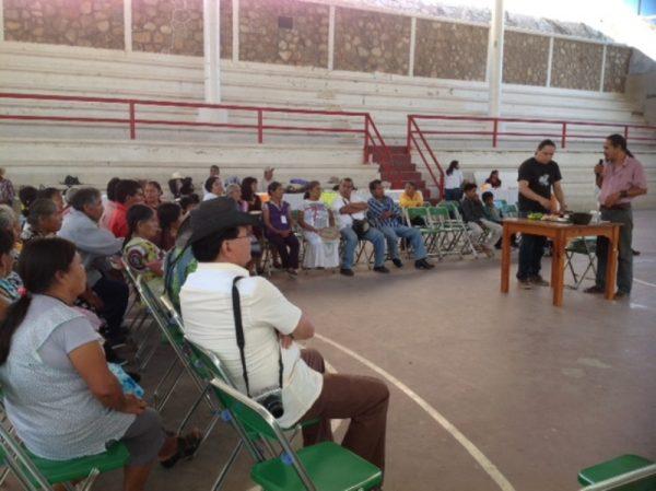 CCDI promueve encuentro de médicos tradicionales indígenas