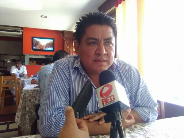 Presidente de Chiltepec se separa de su cargo para asumir Diputación Local