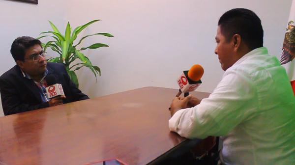 Listas las acciones para los primeros 100 días de mi gobierno: Fernando Bautista