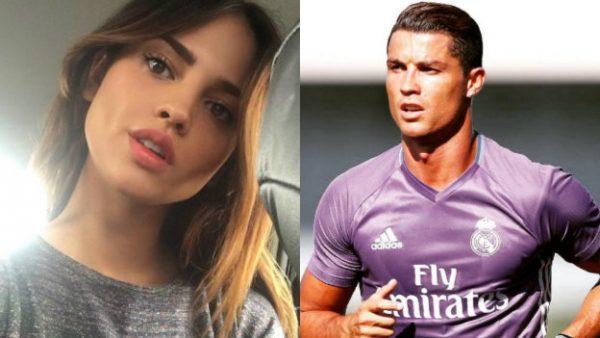 ¡Explota! Eiza González revela si es amante de Cristiano Ronaldo