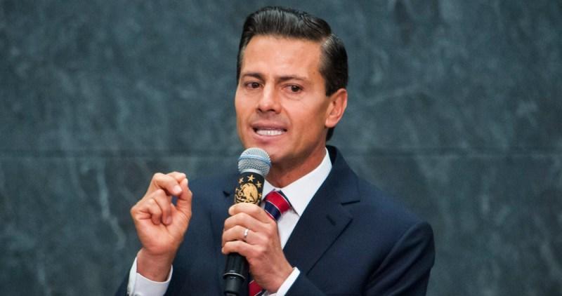 No tenemos más corruptos, son las redes: Peña Nieto