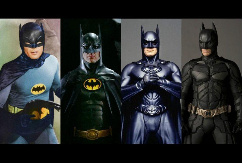 #FOTOS De Tim Burton a Lego, Batman a través del tiempo