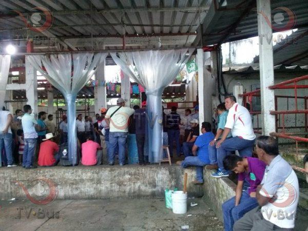 La carne que se comercializa en Tuxtepec está sellada y certificada: introductores