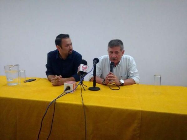 Realiza Pepe Toño Estefan gira de trabajo en Tuxtepec