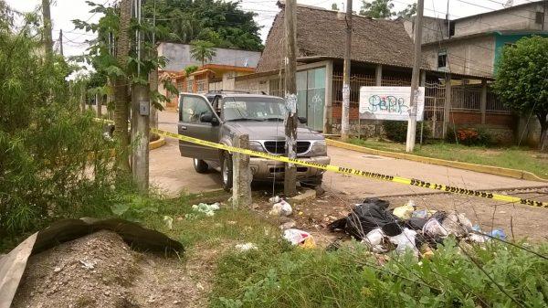 Reportan dos ejecutados en Tuxtepec