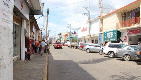 CANACO registra dos asaltos diarios a comerciantes en Tuxtepec