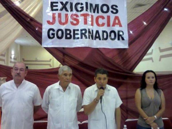 Sin avances en el caso de Gustavo Pacheco, durante el sexenio de Cué