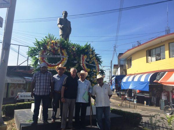 Conmemora Tuxtepec 72 años de la inundación de 1944