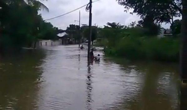 PC llama a tomar precauciones por lluvias, en la región