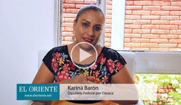 VIDEOCOLUMNA El gobierno necesita escuchar y cambiar de dirección: Karina Barón